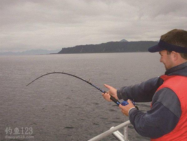 海水路亚钓具装备和常钓对象鱼种