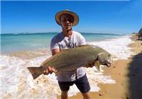 《海钓视频》 男子夏季海钓收获颇丰