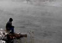 冬天什么时候该钓鱼