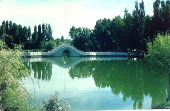 央艾日克水库