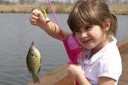 美女釣魚應注意的九個方面