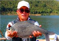 钓友分享夏天水库钓鳊鱼的四个实战经验