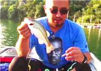 《托马斯路亚日记》 潘鲁越路亚黑坑作钓鲈鱼