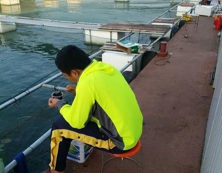 洛马湖筏钓