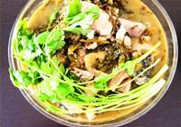 开胃爽口的酸菜鲤鱼做法