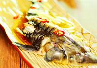清淡養生清蒸鱘魚的做法