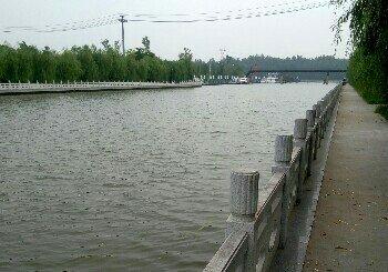 大运河接口丁万河