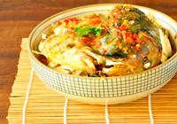 香辣焖鲢鳙鱼头的烹饪方法