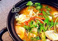 麻辣水煮草鱼片的烹饪方法