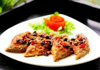 香味浓郁的豆豉烧带鱼的烹饪方法