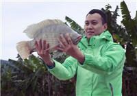 《钓技研》第10集 广州钟落潭镇挑战巨物鲟鱼