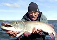《海钓视频》 杰若米韦德挑战超级大鱼