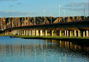 中衛黃河橋水庫