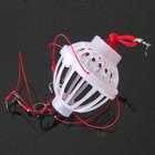 吊篮(花篮水怪)钩组的使用方法与优点