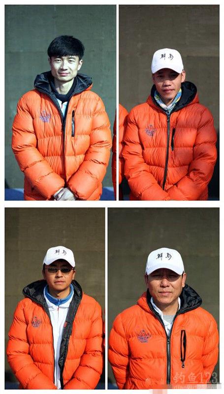 2014~2015全国钓鲫精英赛4强诞生