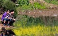 长竿短线钓鱼状态分析