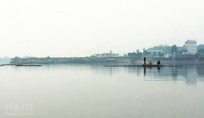 太平湖筏钓