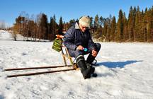 芬兰冰钓纪实