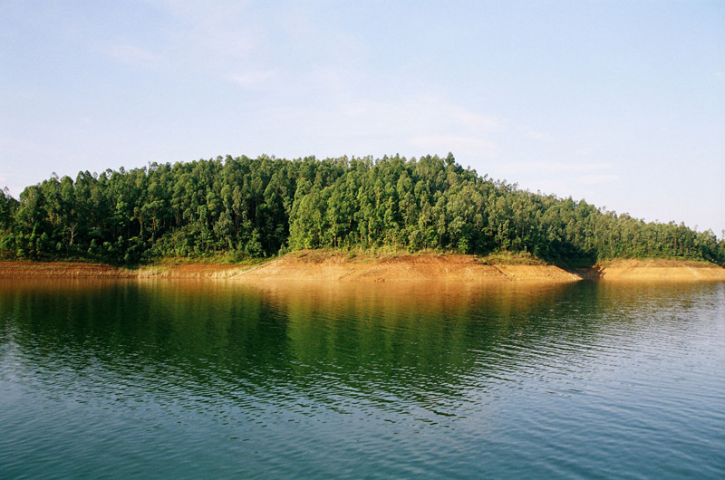 珠碧江水库
