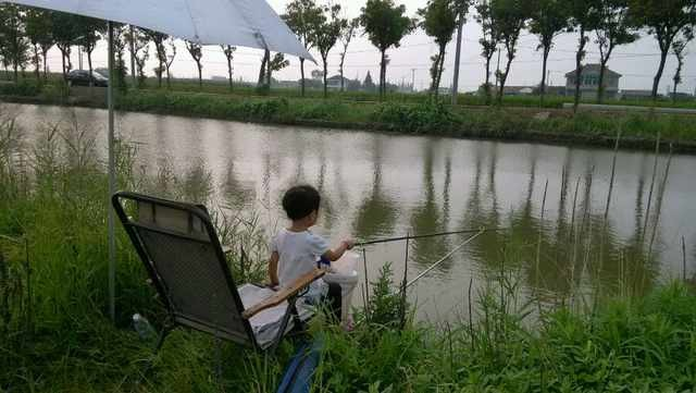 杨树浦港河