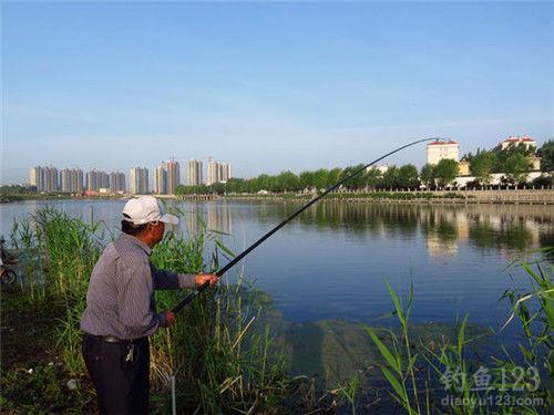 傳統釣技巧