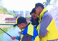 《强者制胜》第7集 湖北十堰体验竞技钓比赛池