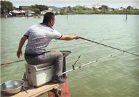 《钓技研》第3集 广州南沙龙穴岛战鱼塘
