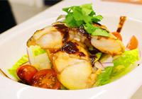 美味香煎石斑魚佐梅醬的做法