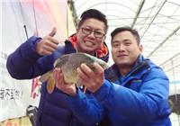 《钓技研》第11集 北京黑坑大棚钓鲤鱼