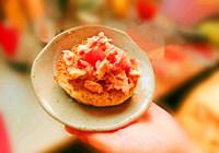 香酥金枪鱼面包沙拉的做法