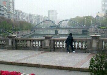 黄河弘济桥