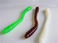 钓友分享路亚软虫拟饵的使用经验和技巧