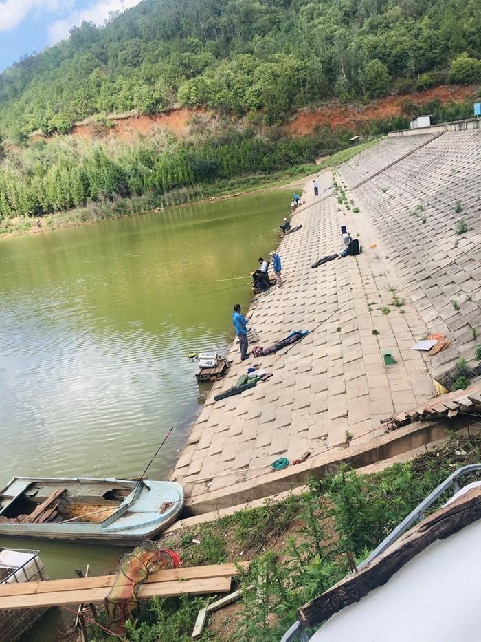 白秧木箐水库