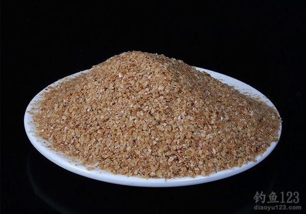 小麦胚芽钓草鱼饵料