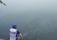 《釣魚百科》第250集 怎么下壓風線入水?