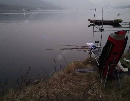 難得一次的黃河三峽游釣之旅