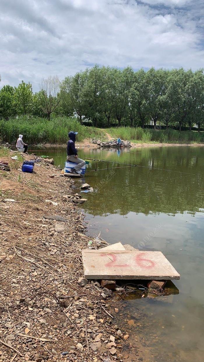 水上公園垂釣園
