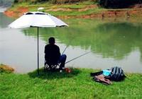 在流水水域钓鱼的几个要点