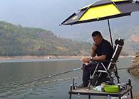 《遊釣中國6》第13集 初探雲鵬水電站,退水嚴重不擋黃尾狂口