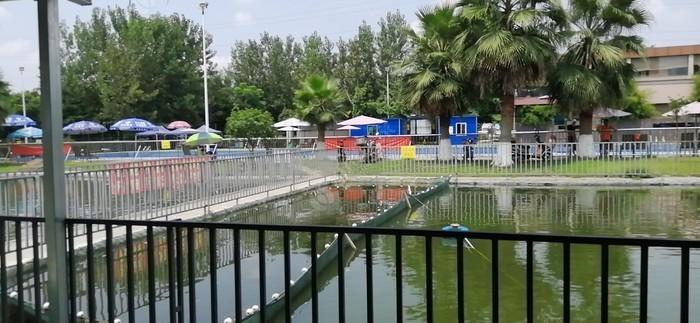 中海体育公园垂钓中心