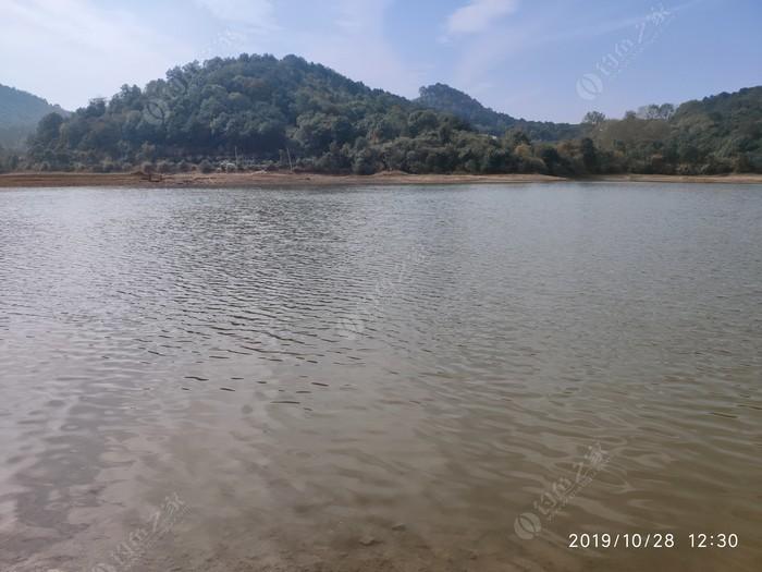 九峰花园水库