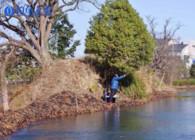 《釣魚百科》第280集 冬季怎么選釣位?