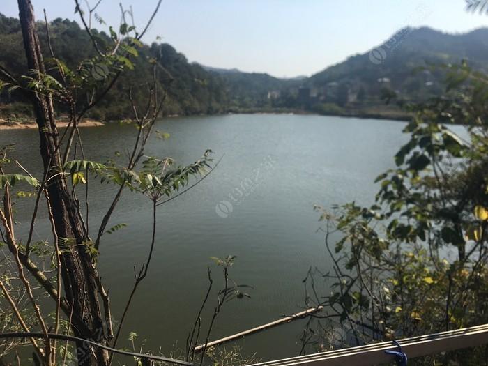 江山市溪东村里爿山水库