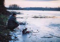 老钓友教你如何应对初冬有鱼却不咬钩!