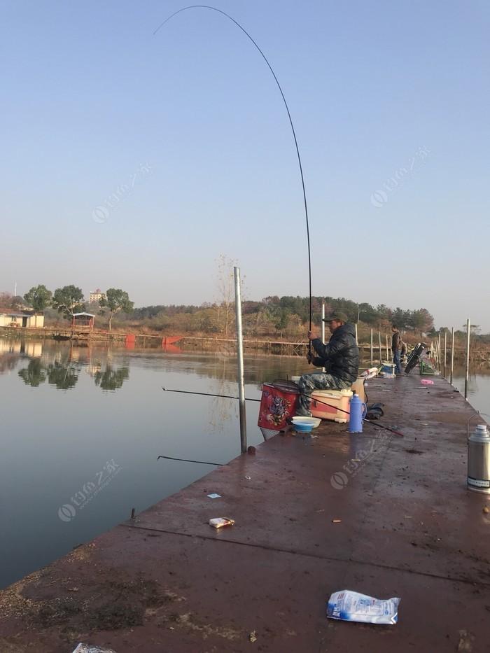 木兰湖搏鱼钓场