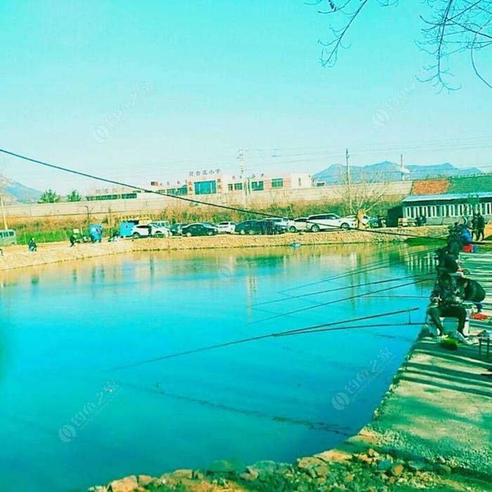 泰安天池大物釣場