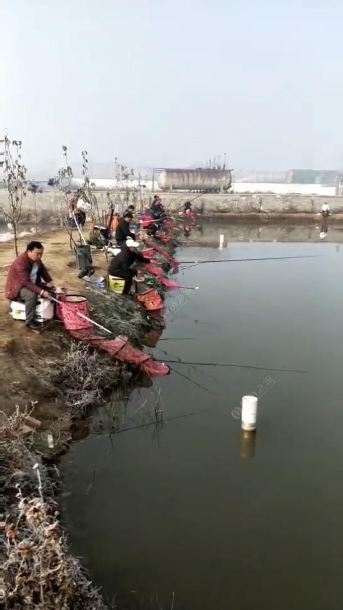 王崗垂釣園