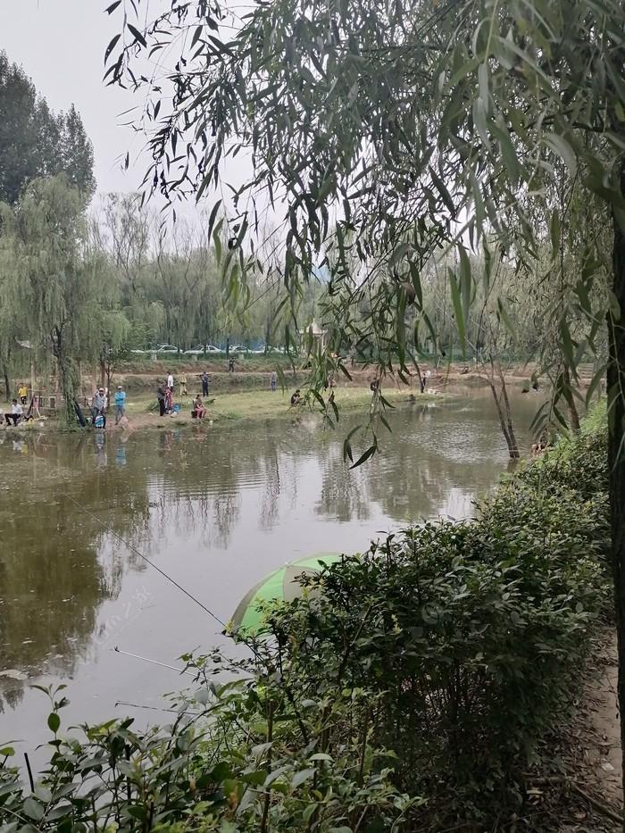 雁鸣湖垂钓园