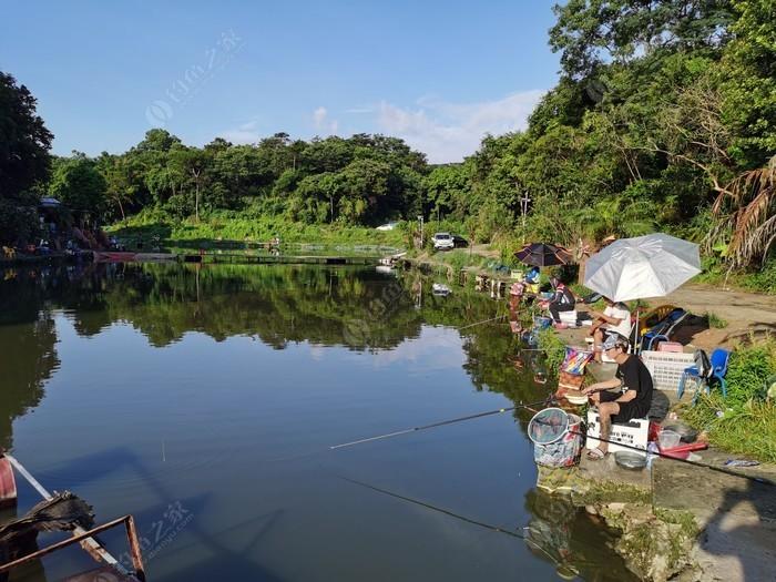 广州市白云区同和王子钓鱼场