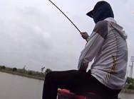 《麦子钓鱼》陌生水域,择饵探钓鲫、鲤连杆,意外钓获大鳊鱼
